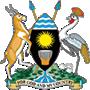 Uganda court of arms