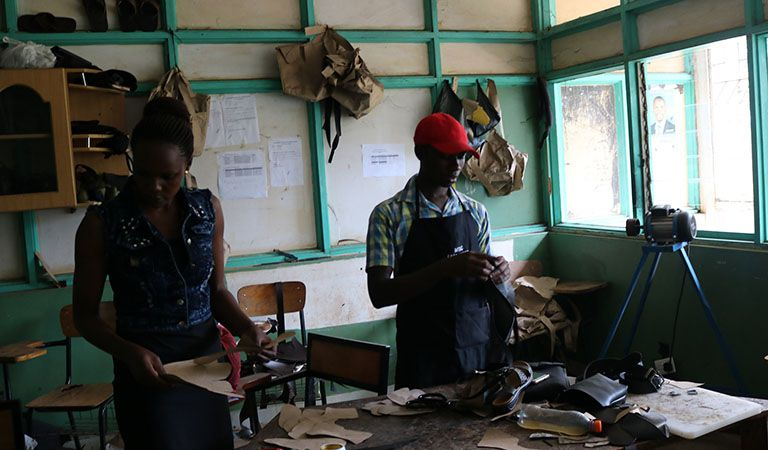 Vocational students